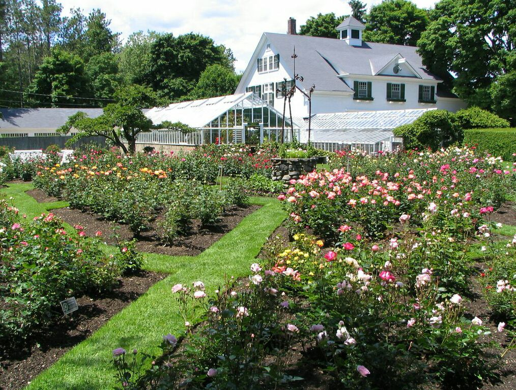 Photo Gallery   Fuller Gardens  A Turn-of-the-Century Estate Garden